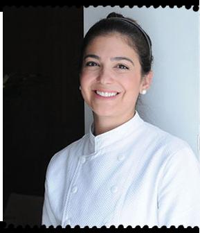 Chef Luiza Zaidan